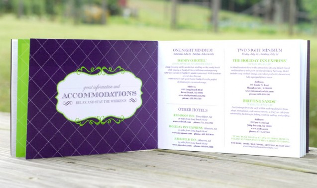 High End Wedding Invitation Booklet | Adori Designs: Custom Wedding  Invitations And Announcements Serving Worldwide