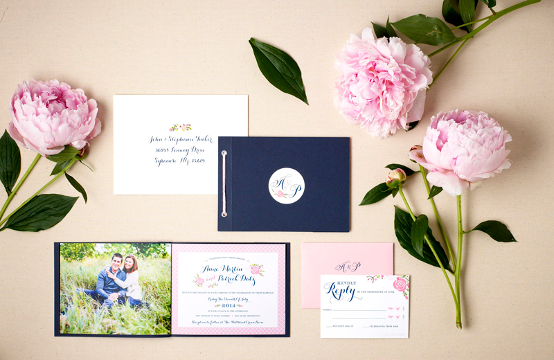 peony-wedding-invitaiton-booklet-entire-suite2